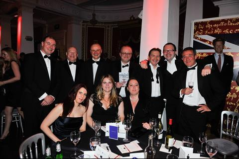 UK Claims Excellence Awards 2013